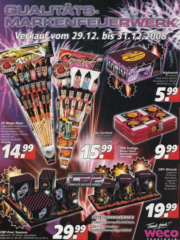 hit markt prospekt 2008 seite 1 feuerwerk forum. Black Bedroom Furniture Sets. Home Design Ideas