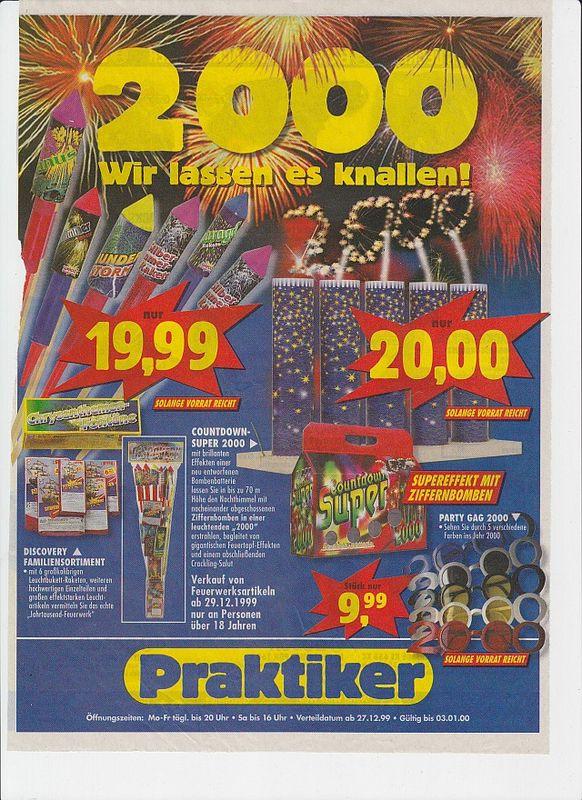 Dm Feuerwerk