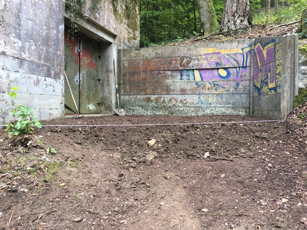 Handhabung & Technik - Bunker Sanierung | FEUERWERK Forum