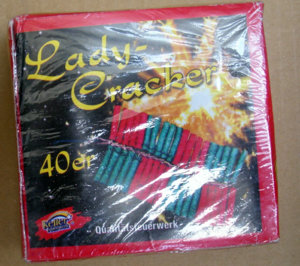 Keller Ladycracker Display Frontseite 90er.JPG